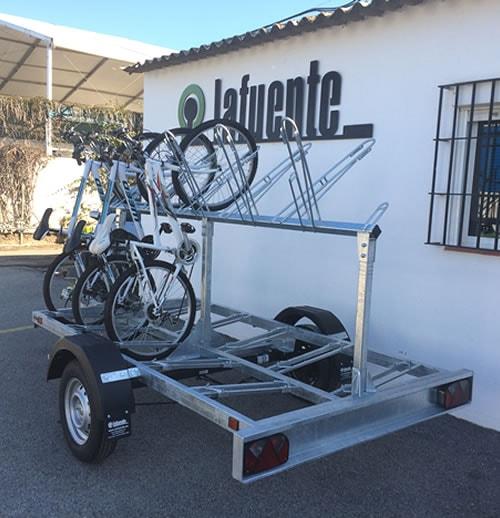 Remolque Para Bicicletas TransBike