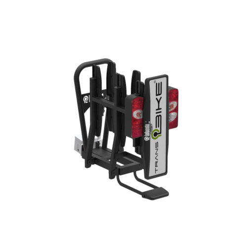Portabicicletas Plegable para 3 bicis TransBike 3 cerrado